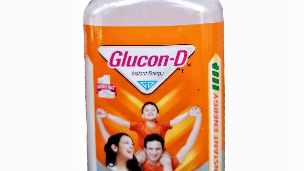 Glucon-D tangy orange, 400gm