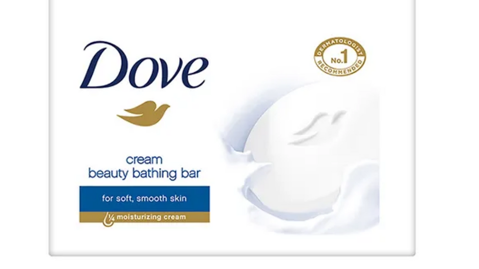 Dove Soap 3Pc'sx100gm pack