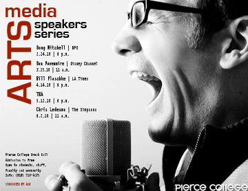 Speakers Series Poster