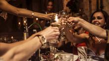 Surgimento do Brinde - Cheers!