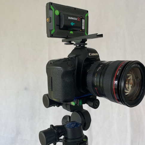 Canon Full Frame Raw Video