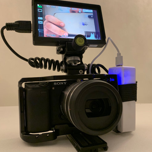 Sony 4K Camera