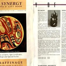 Featured in La Raffinage's Magazine & Gift Shop