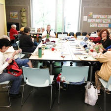 Knit2Gether Library Group