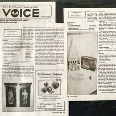 The VOICE Community Newsletter