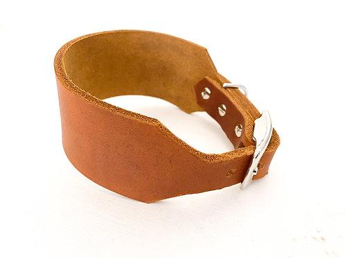 Windhundhalsband extra breit BASIC