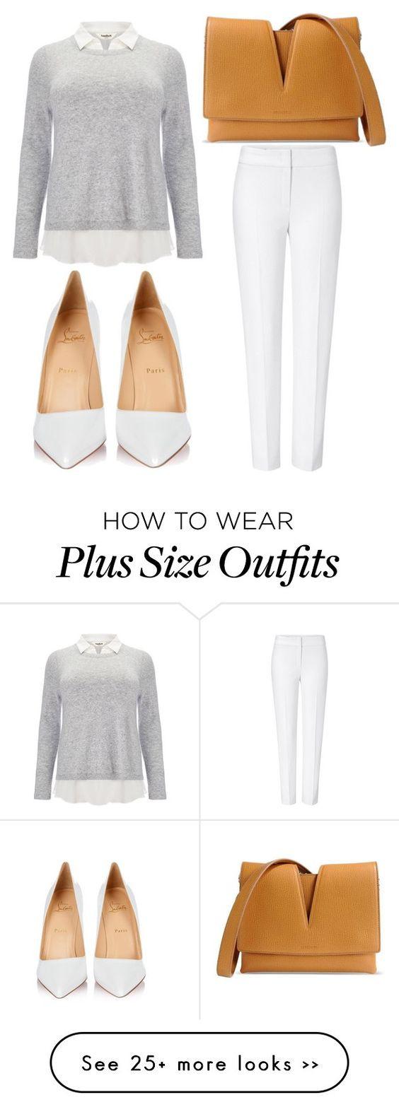 Outfit Plus Size BusinessTravel Viaggio di lavoro