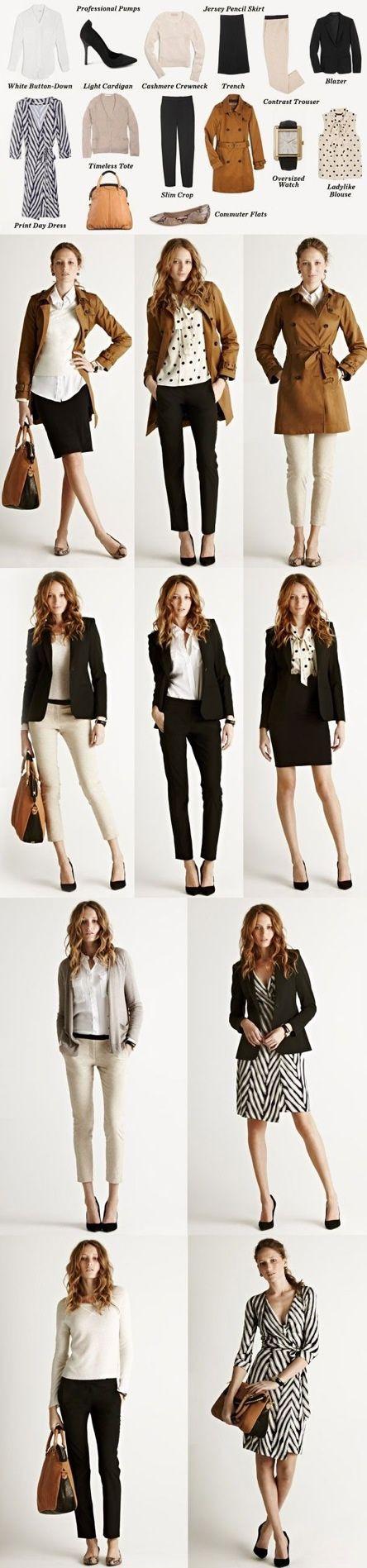 Outfit BusinessTravel Viaggio di lavoro