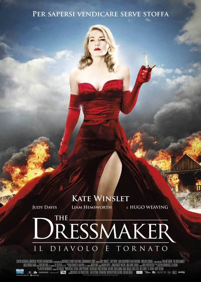 The DressMaker - Locandina Film