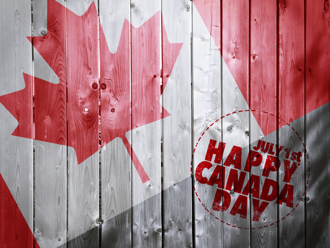 Canada Day is Coming to the Parks!