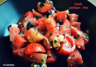 Salade Fraîche (Ter) Pastèque - Féta