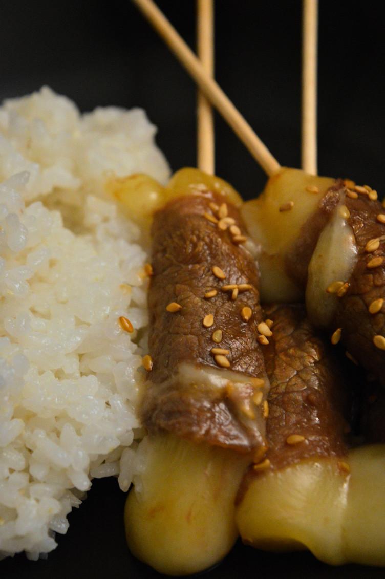 Brochettes Yakitori - Bataille Food #62