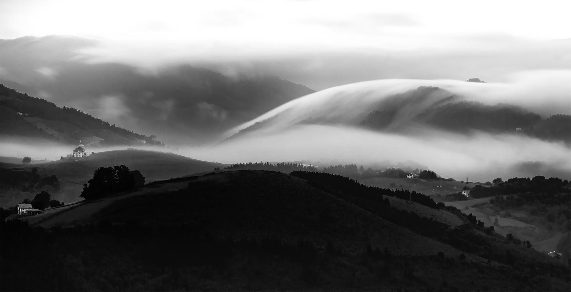 Vague de brume