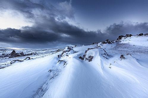 Chaos de neige