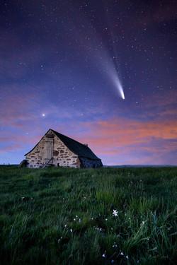 Comète et Buron d'aubrac