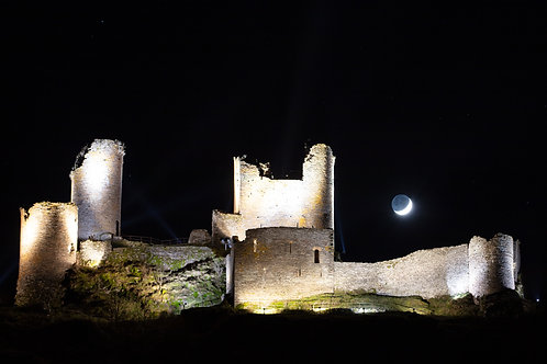 La lune du Tournel