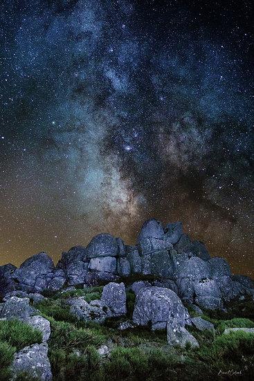 Chaos de granites vers Rûnes