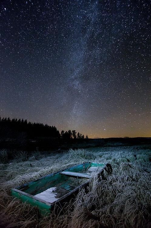 La barque aux étoiles