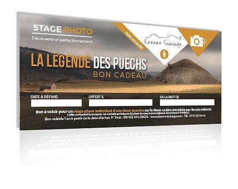 Stage individuel sur le Mont-Lozère