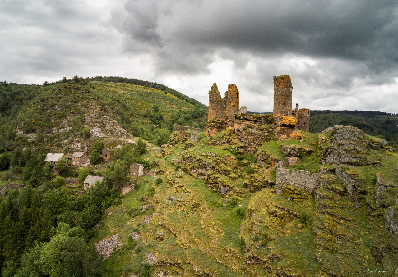Chateau du Tournel