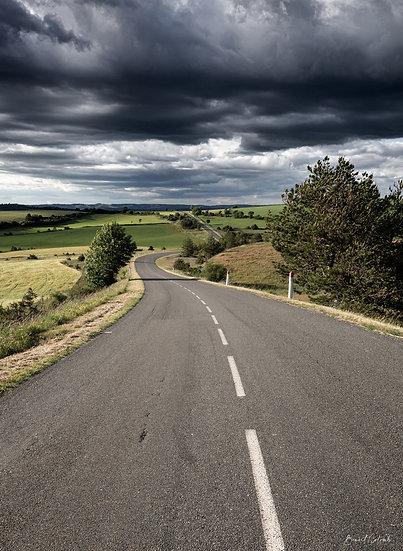 La route du Causse