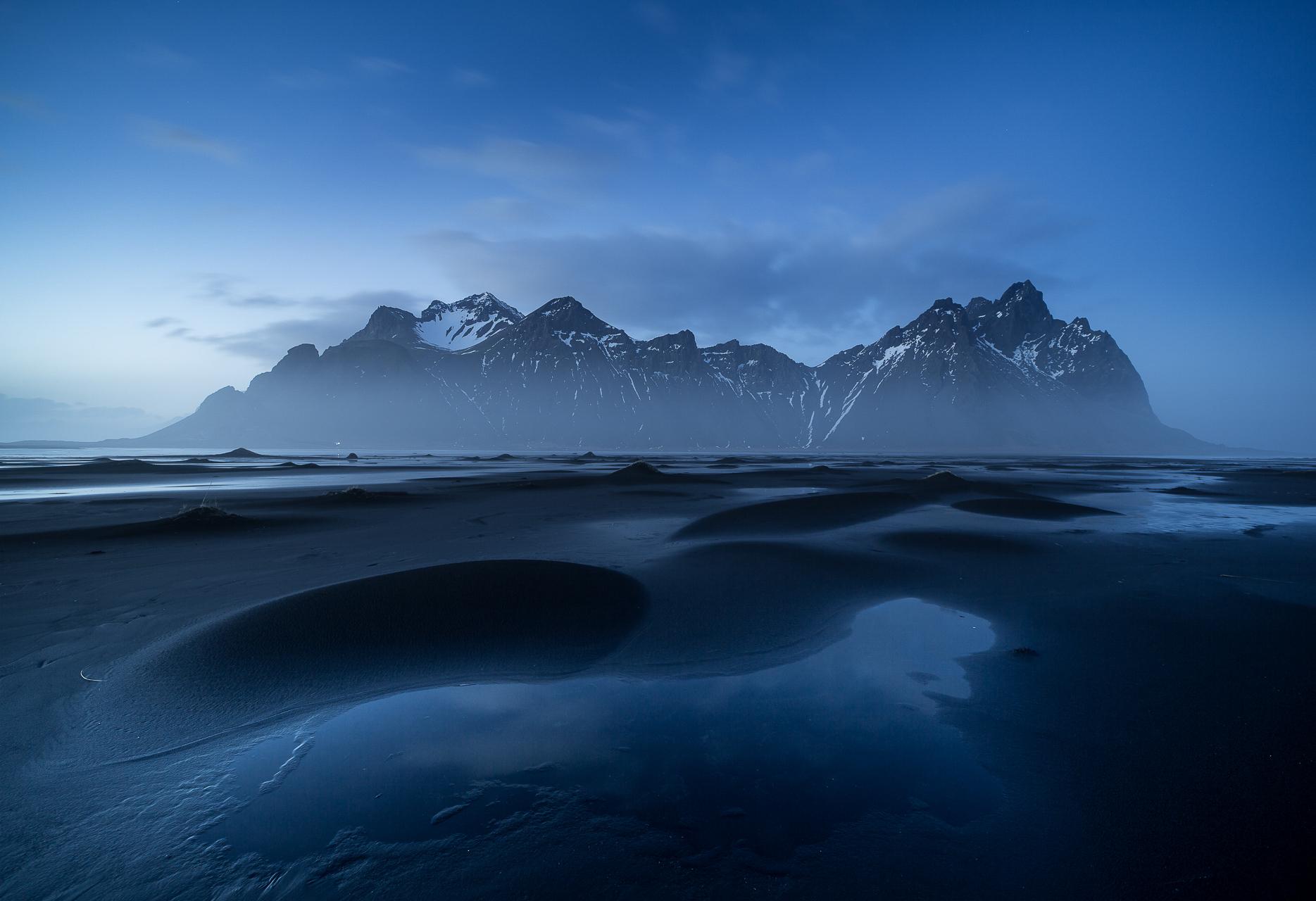 Montagnes bleues