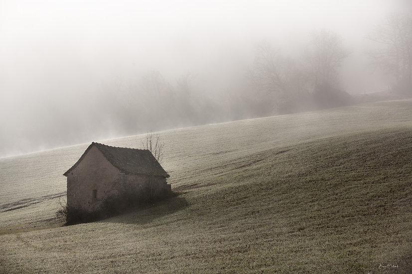 La cabane d'Olt