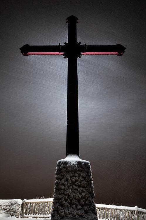 Tourmente à la Croix