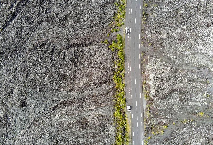 Route des laves