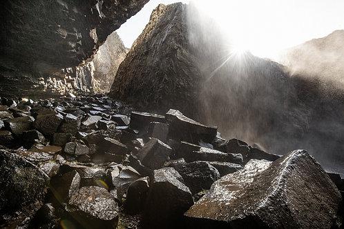 Cascade de Déroc