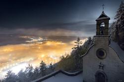 Clair de lune à l'ermitage