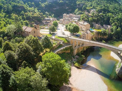 Un été à Saint-Chély du Tarn