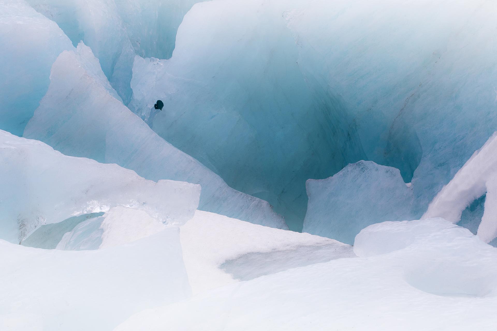 Coeur du glacier