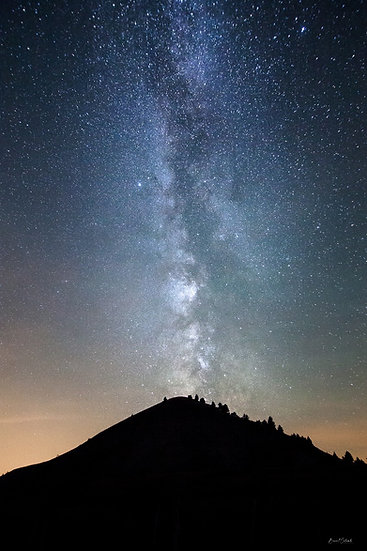 Volcan d'étoiles