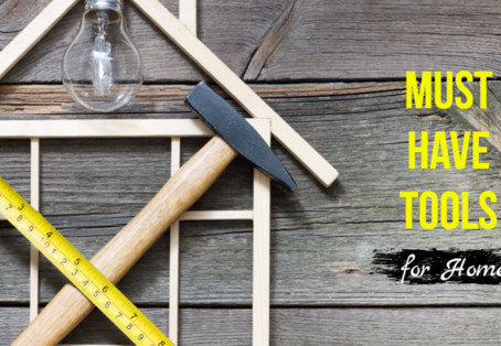 Must have tools for your home