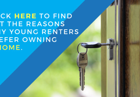 Reasons why young renters prefer owning a home