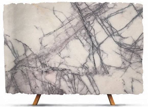 Milas New York White Marble