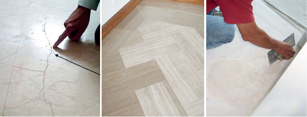 compress marble advantage :Less inherent imperfections in the surface