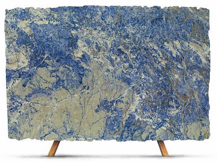 Compressed Marble Azul Bahia Blue