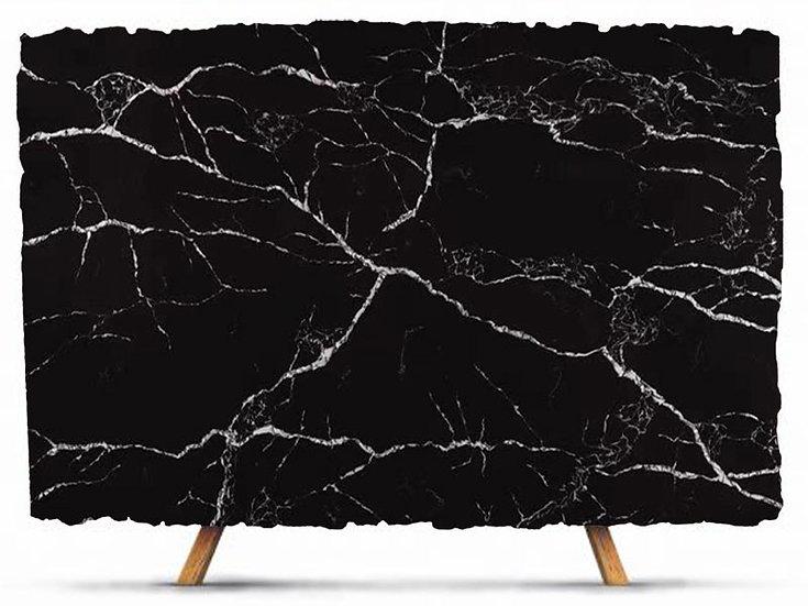 Calacatta  Black Quartz