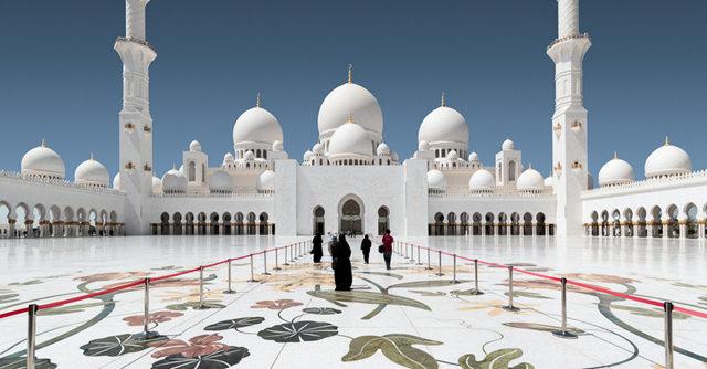 Sheikh Abu Dhabi Mosque