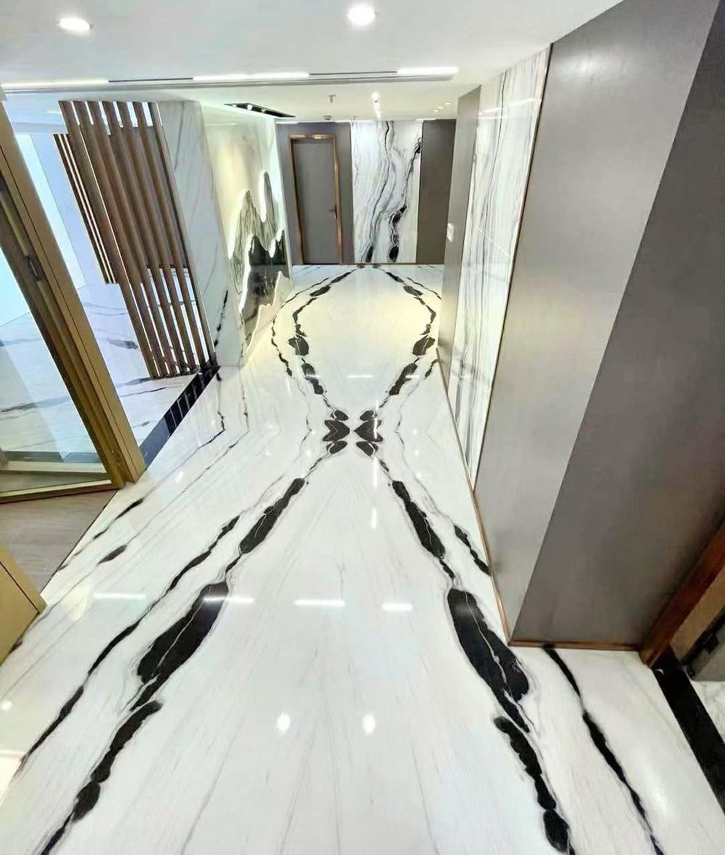 Panda White Marble for Lobby Floor