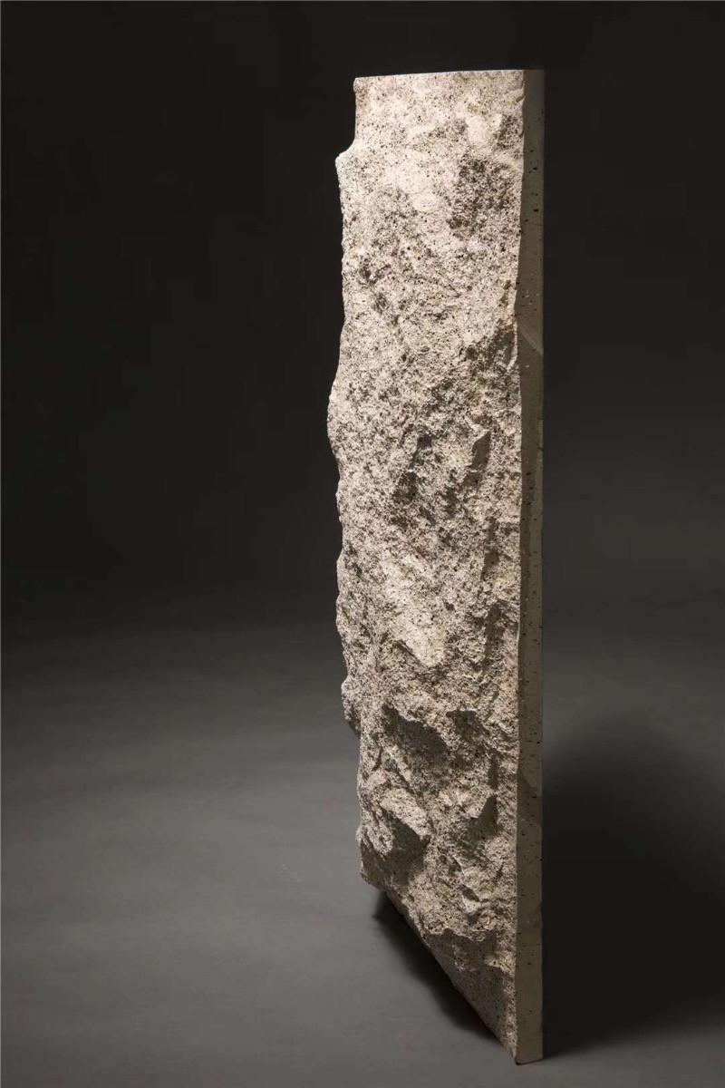 Yellow Granite Panel Split Face Stone Skin