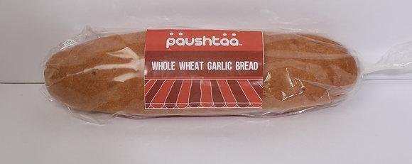 Whole Wheat Garlic Bread