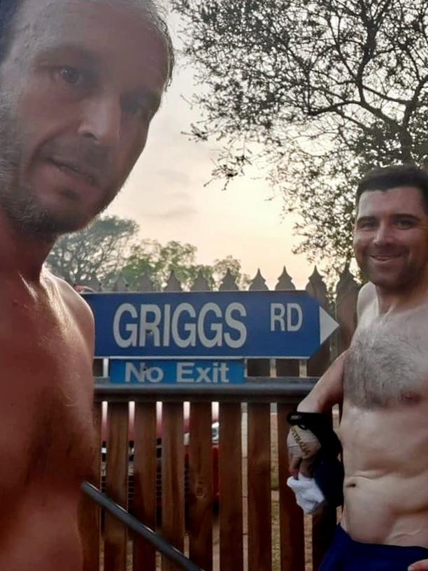Running Beyond Reason, Ultra Mediocre, Griggsy's Garage Ultra, GGU