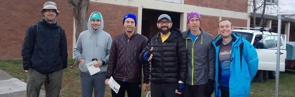 Canberra endurance running trail runners