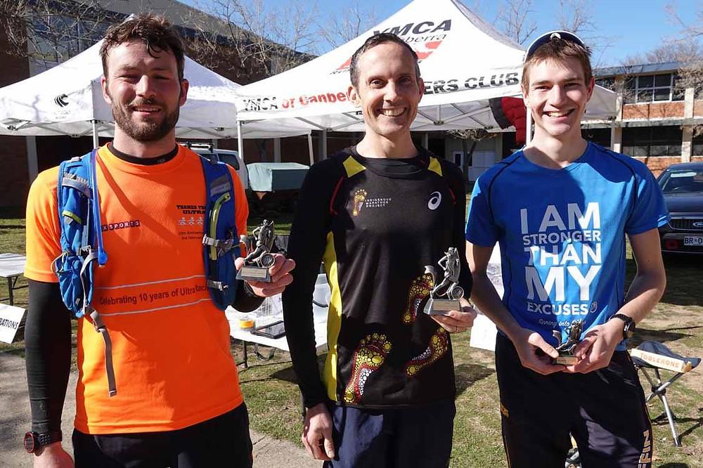 Bush Capital Marathon Race Winners 2019