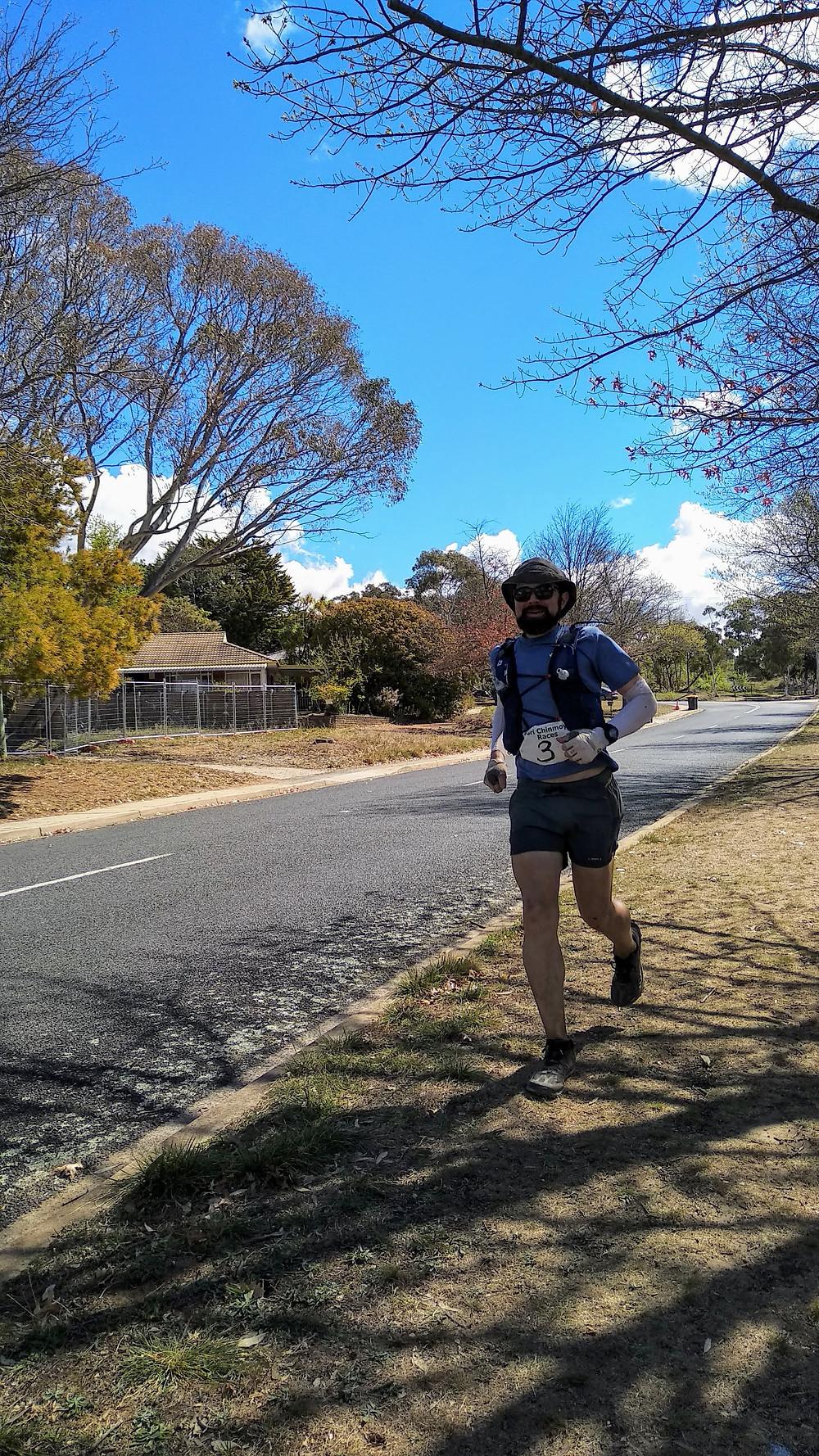 Sri Chinmoy 105km ultramarathon Canberra