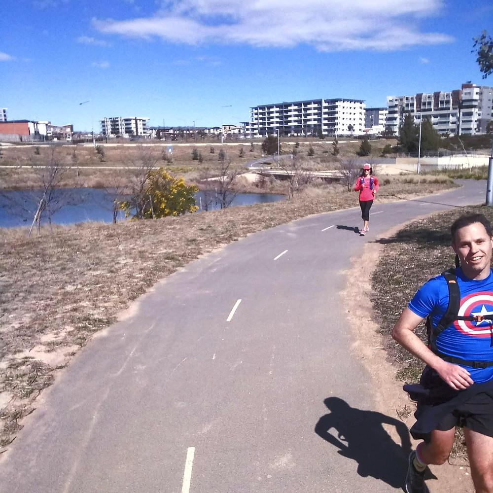 Sri Chinmoy 100, Canberra, CBR, Trail Running, elliotrunsalot