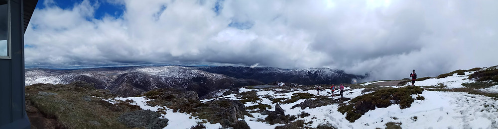 Mt. Mackay, Alpine Challenge 2018